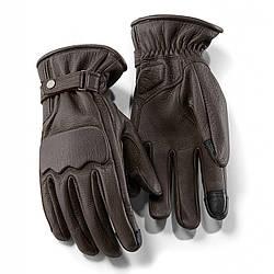 Оригінальні мотоперчатки унісекс BMW Motorrad Rockster Glove, Unisex, Brown артикул 76218567652