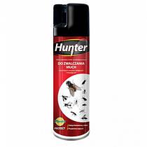 Аерозоль-відлякувач Hunter для мурах, павуків і комарів