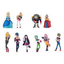Фигурки персонажей