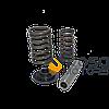 Клапанный механизм м/б (в сборе)   186F    (9Hp)   (на 2 клапана)