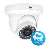 Купольная IP камера Partizan IPD-2SP-IR SDM v1.0 Cloud, 2Мп