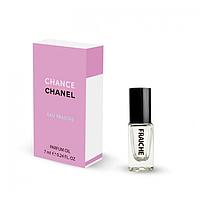 Женский мини-парфюм Chanel Chance Eau Fraiche, 7 мл