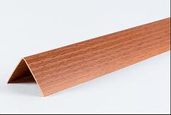 Декоративные углы ПВХ цветные LinePlast 15х15 LT004