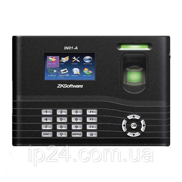 Биометрический терминал ZKTeco IN01