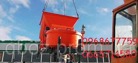 Мобильный растворосмесительный узел МБУ 3/200, фото 2