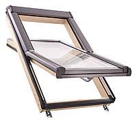 Мансардні дахові вікна Roto Designo WDF R45 H AL Мансардные окна