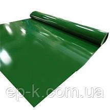 Лента конвейерная с покрытием ПУ (PU) 550х1,2мм цвет зеленый, конечная, бесконечная, фото 3