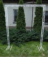 Арка садовая прямоугольная