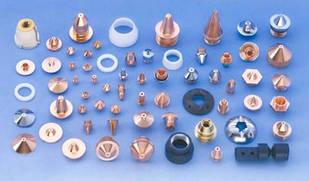 Витратні матеріали для лазерного різання HOLMA