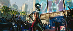 Звезда Cyberpunk 2077 случайно раскрыла историю своего персонажа