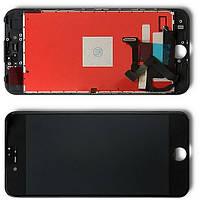 Дисплей модуль для iPhone 7 в зборі з тачскріном, чорний, copy, AAA