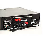 Усилитель звука  70Вт к неактивным колонкам с пультом Bluetooth USB SD AUX Karaoke UKC AV339  12-220 V, фото 2