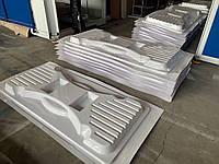 Вакуумная формовка АБС пластика