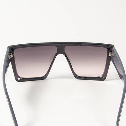Оптом солнцезащитные очки маски (арт. 338818/6) светло-коричневые, фото 3