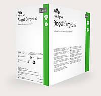 Рукавички хірургічні латексні стерильні Biogel® Surgeons