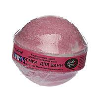 Бомба для ванн Малинова панна-котта Dolce Vero 75 гр