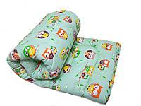 Одеяло Чарівний сон детское шерстяное 110х140 см (210057)