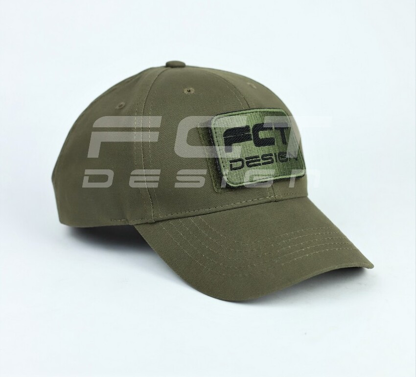 Кепка бейсболка милитари FCT хаки