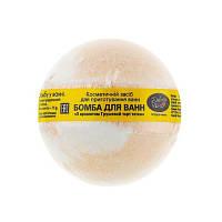 Бомба для ванн Грушевий тарт татен Dolce Vero 75 гр