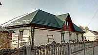 Металлочерепица Монтеррей 0,4мм глянец Украина, фото 10