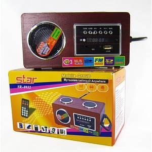 Радиоприемник колонка Star SR-8932