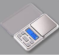 Ювелирные весы Pocket scale MH-200 до 200 гр точность 0,01 гр