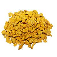 Цветные камни ZRостай 0,5 кг желтые (DK05YEL)