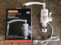 Мгновенный водонагреватель Delimano, проточный нагреватель для воды, Миттєвий водонагрівач Delimano, проточний нагрівач для води