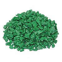 Цветные камни ZRостай 3 кг зеленые (DK3GRN)