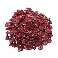 Декоративный щебень ZRостай 20 кг бордовый (DK20BUR)
