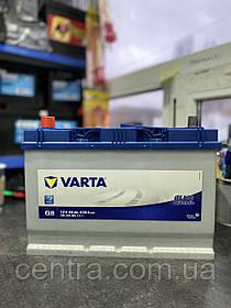 Автомобильный аккумулятор VARTA 6СТ-95 BLUE dynamic (G8)
