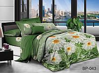 Двуспальное постельное белье поликоттон BP043 ТM TAG