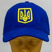 Патриотическая кепка с вышивкой Тризуб