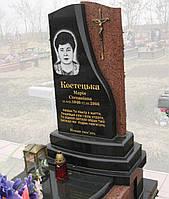 """Мемориальный одиночный памятник """"Вечность"""""""