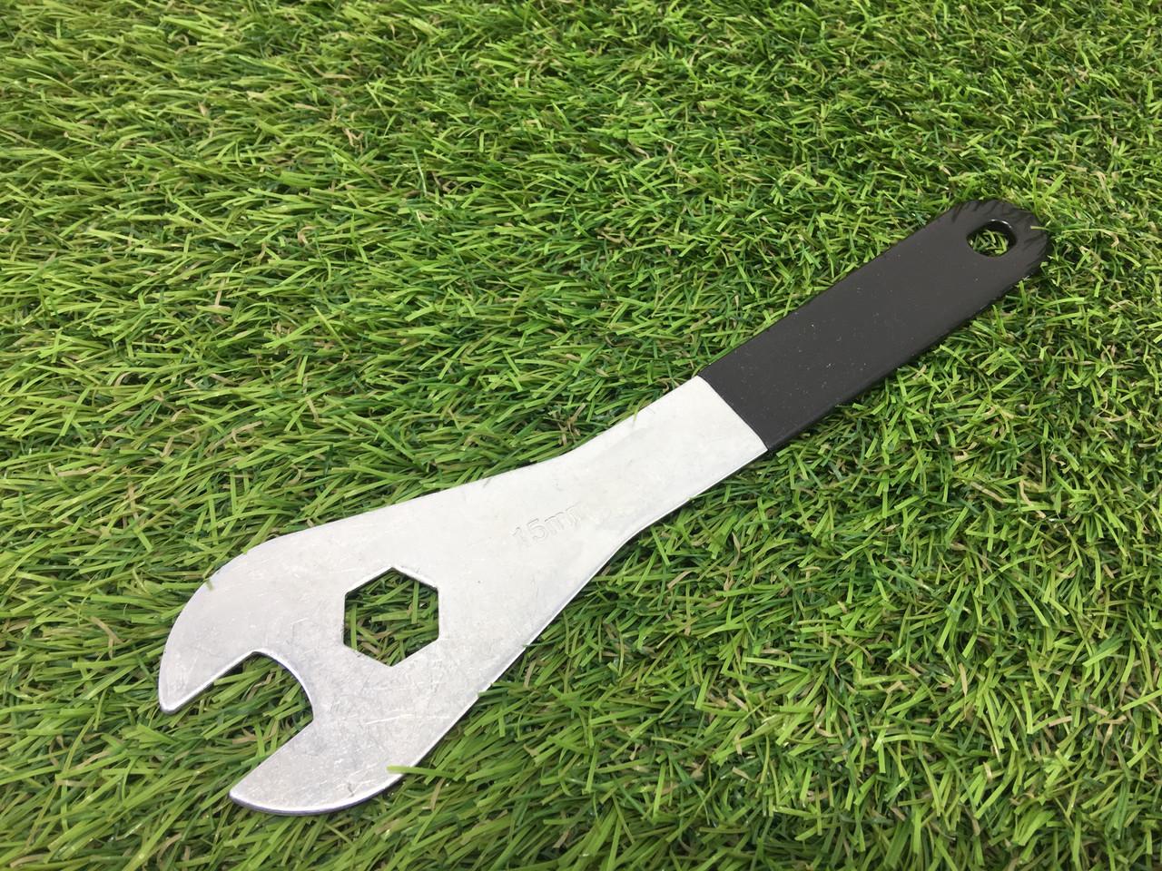 Ключ 15 мм узкий
