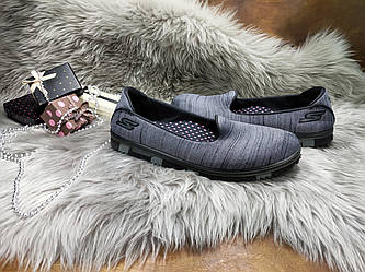 Эспадрильи Skechers Go Mini Flex (35 размер) бу