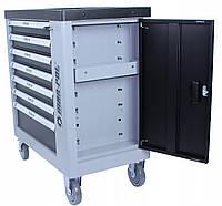 Шкаф с 7-ю ящиками MAR-POL с оборудованием