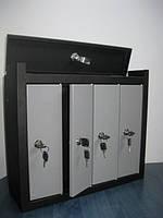 Ящик почтовый ЯП-04Г, ЯП-05Г, ЯП-06Г, ЯП-08Г, ЯП-10Г