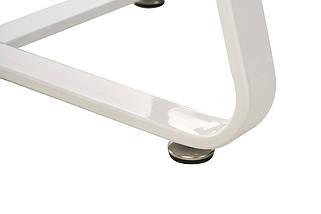 Стол круглый МДФ T-308 d 90 см белый TM Vetro Mebel, фото 3