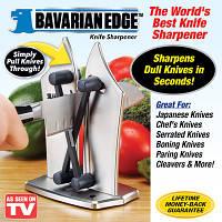 Ножеточка Bavarian Edge Knife Sharpener настольная, точилка для ножей, опт, Гинза
