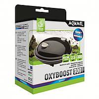 Компрессор Aquael Oxyboost Plus 300 для аквариума двухканальный