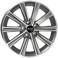 Литые диски WSP Italy Green Line (G3901) Lime R17 W7 PCD5x114.3 ET45 DIA67.1 (silver)