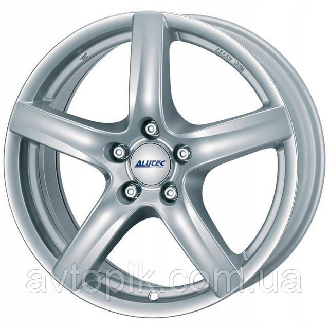 Литі диски Alutec Grip R17 W7.5 PCD5x120 ET55 DIA65.1 (polar silver)