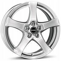 Литые диски Borbet F R16 W6.5 PCD4x100 ET45 DIA64.1 (brilliant silver)