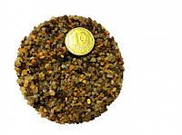 Грунт для аквариума Aqua Natural, кварцевый песок, мелкий 0,8-2 мм, 10 кг.