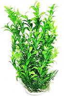 Искусственное растение для аквариума Р034352-35 см