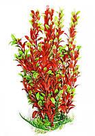 Искусственное растение для аквариума Р034351-35 см