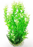 Искусственное растение для аквариума Р094354-35 см