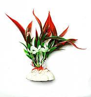 Искусственное растение для аквариума Р121061-6 см