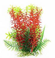 Искусственное растение для аквариума Р024171-17 см